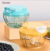 Manual Mini multi-functional food chopper